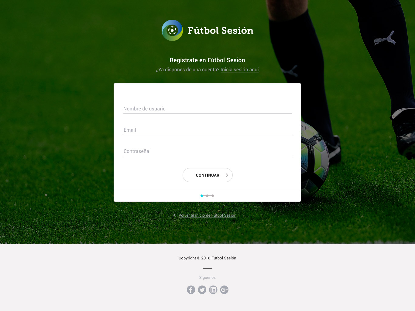 Baku - Fútbol Sesión